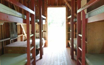 Refuges Basaltes intérieur